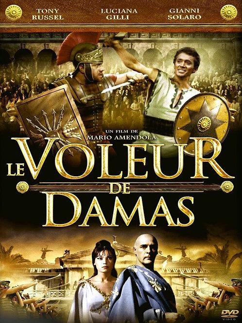 O LADRÃO DE DAMASCUS (Il Ladro Di Damascus, 1964)