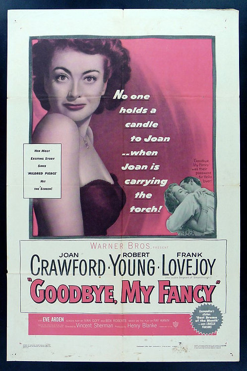 ADEUS, MEU AMOR (Goodbye, My Fancy, 1951)