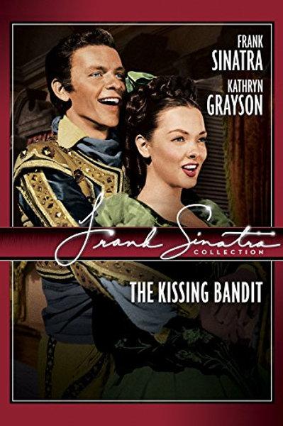 BEIJOU-ME UM BANDIDO (The Kissing Bandit, 1948)