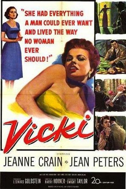 VICKI (Idem, 1953)