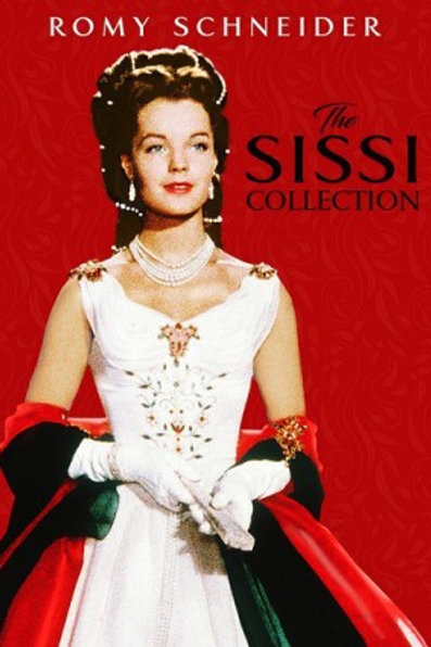 COLEÇÃO SISSI (The Sissi Collection) Bluray