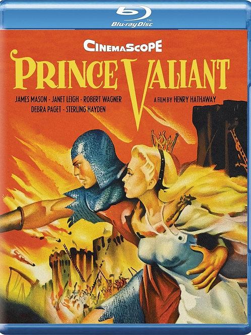 PRÍNCIPE VALENTE (Prince Valiant, 1954) Blu-ray