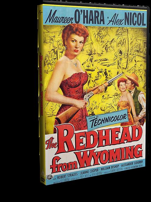 A RAINHA DOS RENEGADOS (The Redhead From Wyoming, 1953)