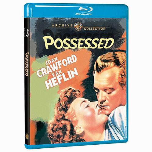 FOGUEIRA DE PAIXÕES (Possessed, 1947) Blu-ray