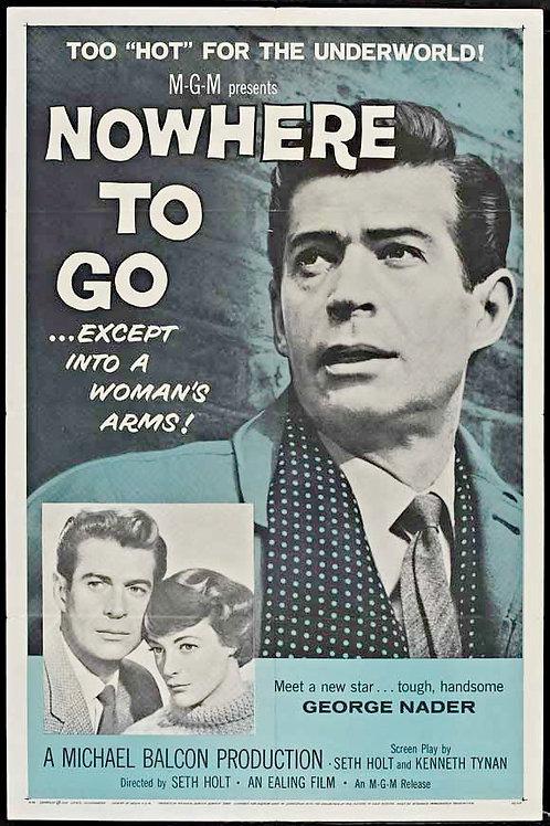 SEM SAÍDA (Nowhere To Go, 1958)