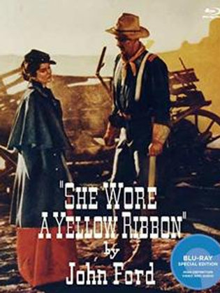 LEGIÃO INVENCÍVEL (She Wore a Yellow Ribbon, 1949)