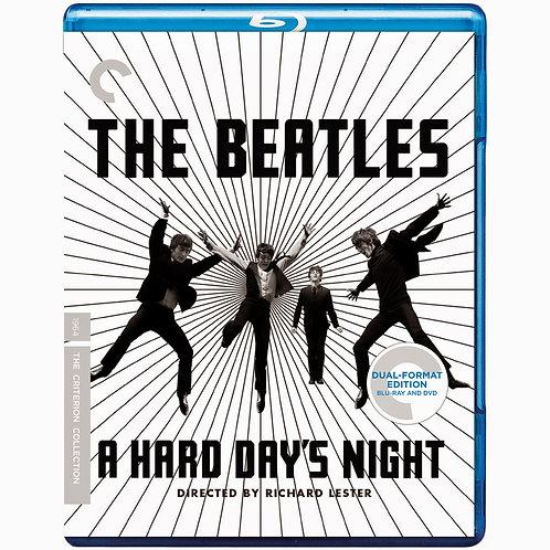 OS REIS DO IÉ-IÉ-IÉ (A Hard Day's Night, 1964) Bluray