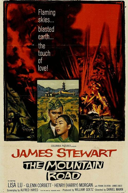 O HOMEM QUE DESTRÓI (The Mountain Road, 1960)