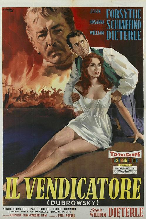 O VINGADOR (Il Vendicatore,1959)