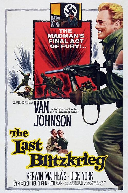 FIEL A DUAS BANDEIRAS (The Last Blitzkrieg, 1959)