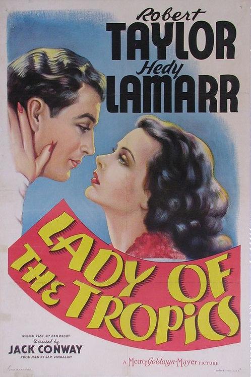 FLOR DOS TRÓPICOS (Lady of the Tropics, 1939)