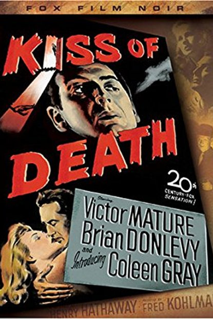 O BEIJO DA MORTE (Kiss of death, 1947)