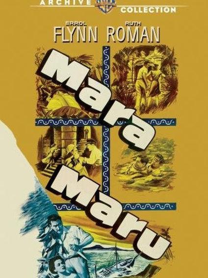 MARA MARU (Mara Maru, 1952)