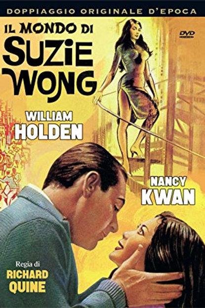 O MUNDO DE SUZIE WONG (The World of Suzie Wong, 1960)