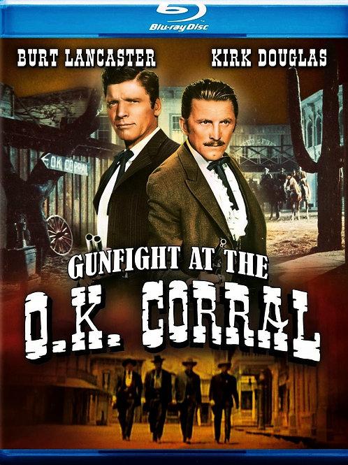 SEM LEI E SEM ALMA (Gunfight At The O.K. Corral, 1957) Blu-ray