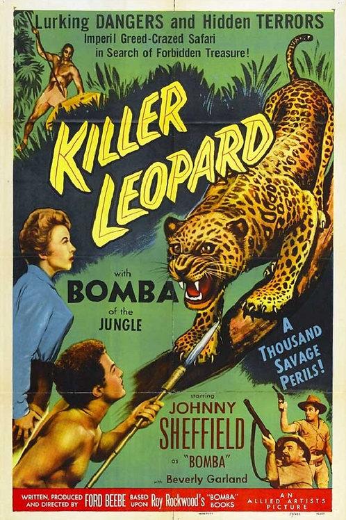 LEOPARDO ASSASSINO (Killer Leopard, 1954)
