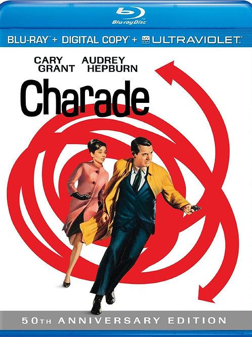 CHARADA (Charade, 1963) Bluray