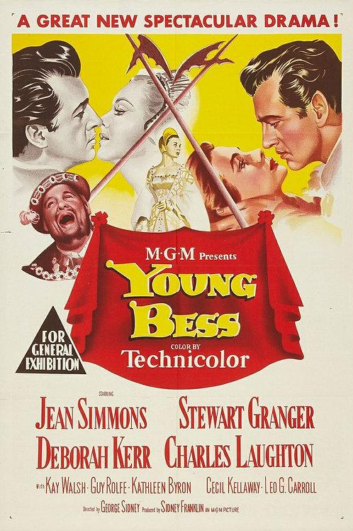 A RAINHA VIRGEM (Young Bess, 1953)