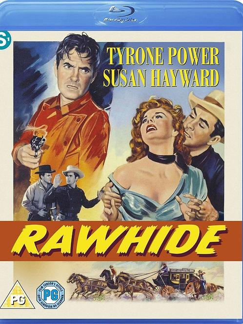 O CORREIO DO INFERNI (Rawhide, 1951) Blu-ray