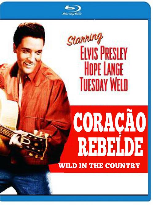 CORAÇÃO REBELDE (Wild In The Country, 1961) Blu-ray