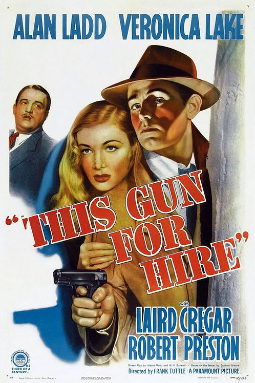 ALMA TORTURADA (This Gun For Hire, 1942)