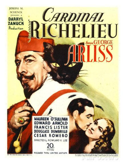 CARDEAL RICHELIEU (Cardinal Richelieu, 1935)