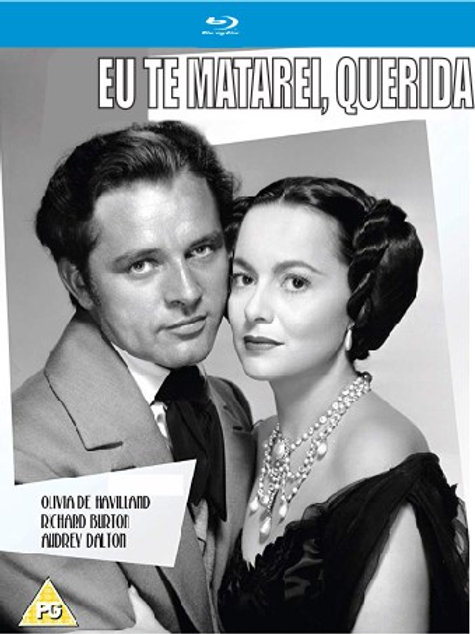 EU TE MATAREI, QUERIDA (My Cousin Rachel, 1952)Blu-ray