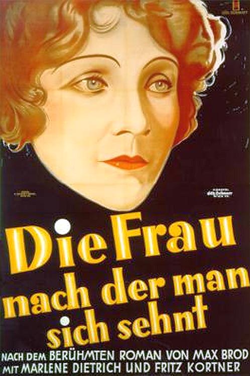 FLOR DE PAIXÃO (Die Frau, nach der man sich sehnt,1929)