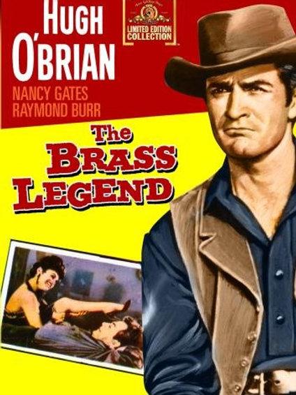 FAMA DE VALENTE (The Brass Legend, 1956)