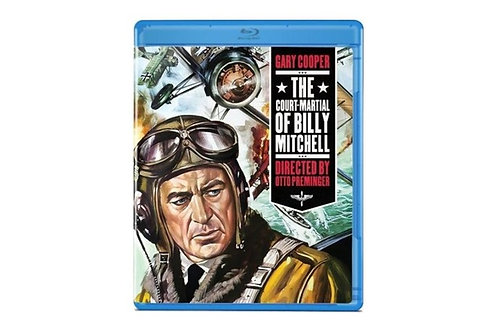SEU ULTIMO COMANDO (The Court-Marcial of Billy Mitchell, 1955)- Blu-Ray