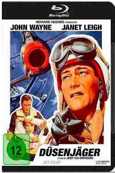 ESTRADAS DO INFERNO (Jet Pilot, 1959)