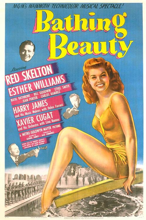 ESCOLA DE SEREIAS (Bathing Beauty, 1944)