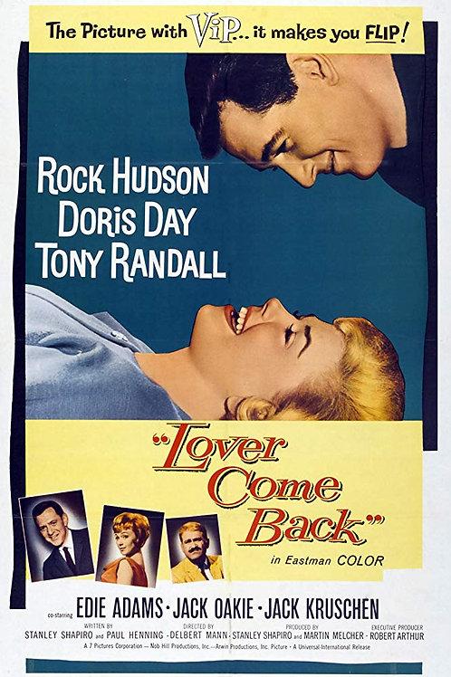 VOLTA MEU AMOR (Lover Come Back, 1961)