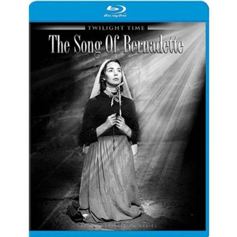 A CANÇÃO DE BERNADETTE (The Song of Bernadette, 1943) Blu-ray
