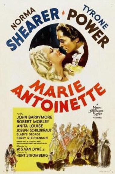 MARIA ANTONIETA (Marie Antoinette, 1938)