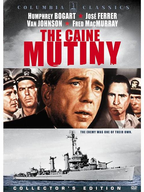 A NAVE DA REVOLTA (The Caine Mutiny, 1954)