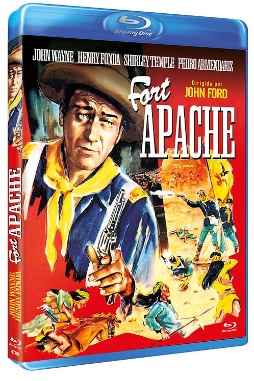 SANGUE DE HERÓIS (Fort Apache, 1948)