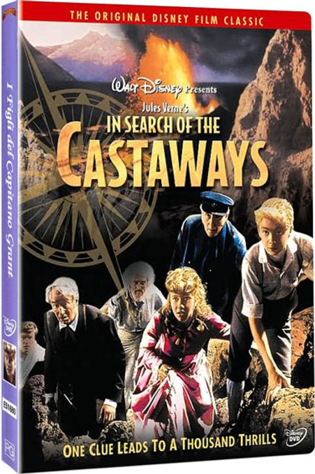 AS GRANDES AVENTURAS DOCAPITÃO GRANT (In Search of the Castaways, 1962)