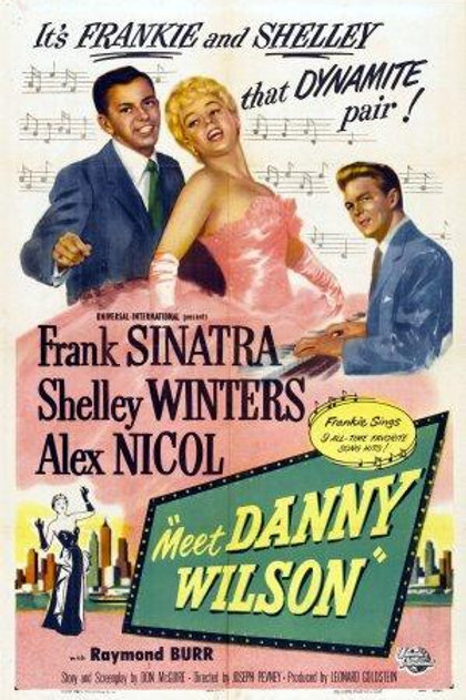 AO COMPASSO DA VIDA (Meet Danny Wilson, 1951)
