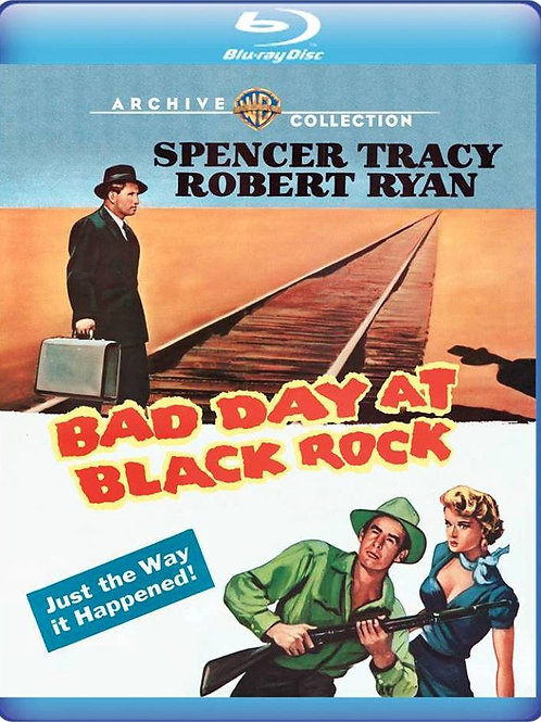 CONSPIRAÇÃO DO SILÊNCIO (Bad Day At Black Rock, 1955)