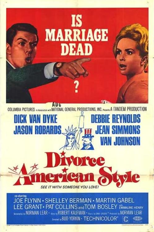 DIVÓRCIO À AMERICANA (Divorce American Style, 1967)