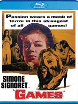 O TERCEIRO TIRO (Games, 1967) Bluray