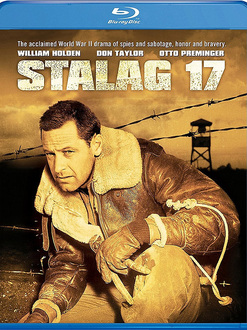 O INFERNO 17 (Stalag 17, 1953) bluray