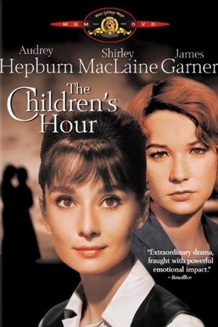 INFÂMIA (The Children's Hour, 1961)