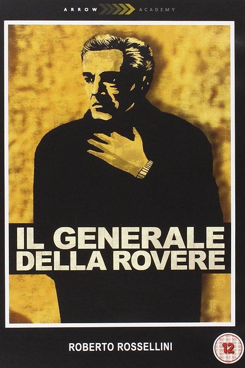 DE CRÁPULA A HERÓI (Il generale Della Rovere, 1959)