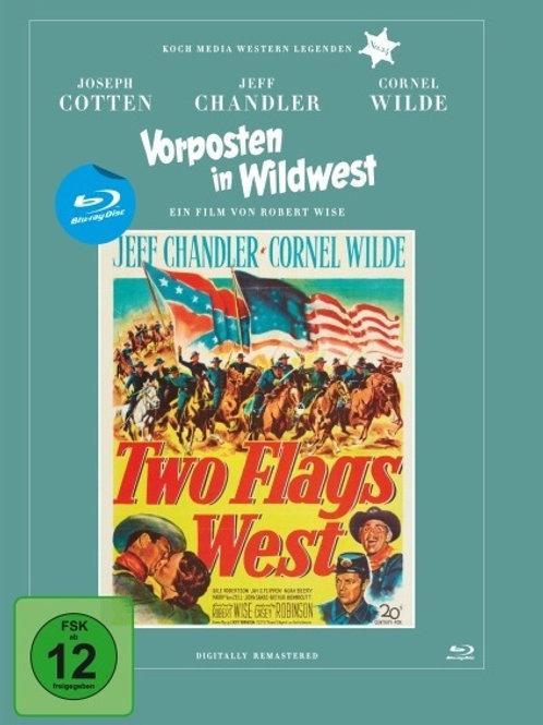 ENTRE DOIS JURAMENTOS (Two Flags West, 1950)