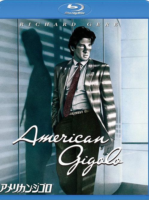 GIGOLÔ AMERICANO (American Gigolo, 1980) blu-ray