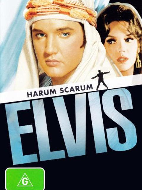 FERIADO NO HARÉM (Harum Scarum, 1965) bluray