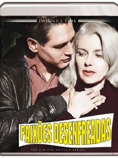 PAIXÕES DESENFREADAS (From The Terrace, 1960) Blu-ray