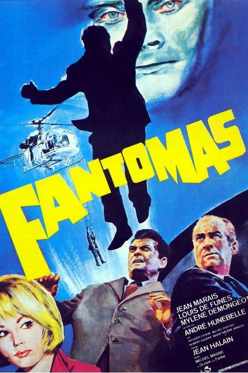 FANTOMAS (IDEM, 1964)